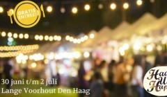 Haagse Wereld Hapjes culinary festival