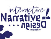 New series of monthly talks on Interactive Narrative Design