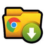 Chrome:<br>downloadmap<br>veranderen
