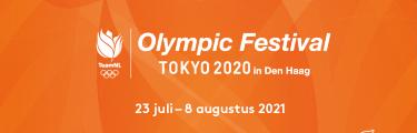 TeamNL Olympic Festival in Den Haag