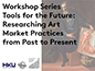 Research workshop: The Artist as an Entrepreneur & Career Paths